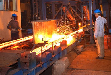 Steel / Forging / Sponge Iron & Foundry